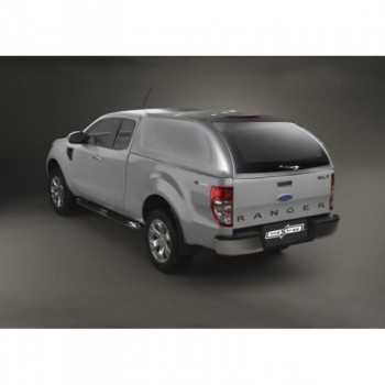 Hard top star-lux S/VITRES LATERALES FORD RANGER 2 Portes 2009-2012