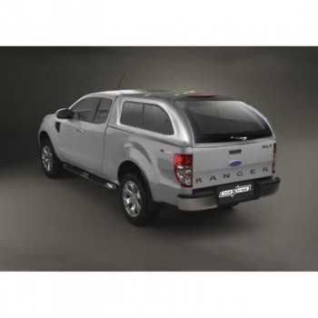 Hard top Star-lux a/vitres latérales Ford Ranger 2009-2012 2 portes
