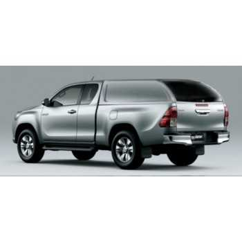 Hard top star-lux s/vitres laterales TOYOTA HILUX 2016+ 2 Portes