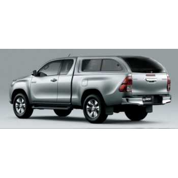 Hard top star-lux a/vitres laterales Toyota Hilux 2016+ 2 Portes