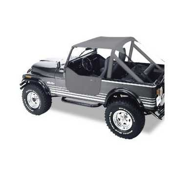 Bikini® Tops GRIS JEEP CJ 7 76-86