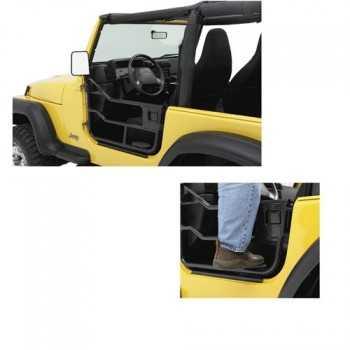 Jeu de demi-portes Bestop® Jeep Wrangler TJ 1997-2006