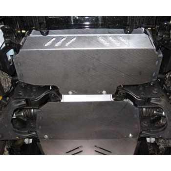 Blindage moteur acier kia Sorento 12/2006-2009