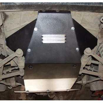 Blindage moteur acier Lada Niva 1976-