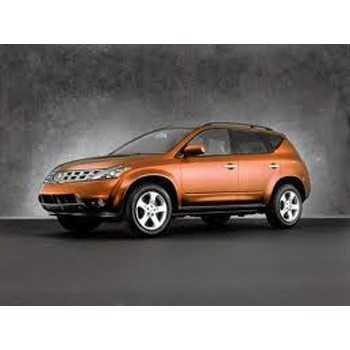 Blindage moteur aluminium Nissan Murano 01/2009-2010