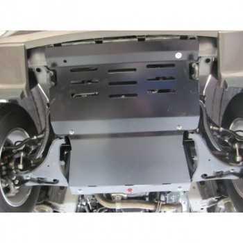 Blindage moteur acier Mitsubishi Pajero DID 3L2 DID 2000-2017