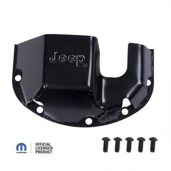 Plaque de protection differentielle dana 30 avac logo Jeep