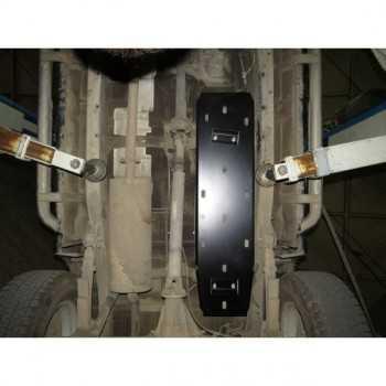 Blindage acier reservoir Ford Ranger 2012-