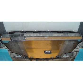 Blindage aluminium moteur Ford Kuga 2013-