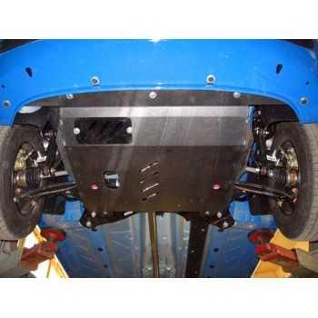 Blindage moteur acier Fiat Panda 2003-2012 TYPE 169
