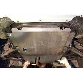 Blindage moteur acier Dacia Logan 2005-