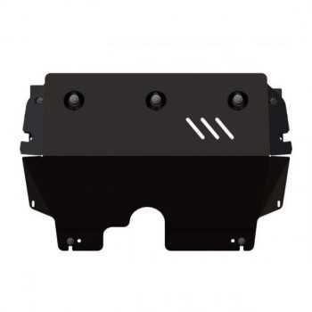 Blindage moteur acier Volskwagen Polo 05-2009-2014 1.2L 1.4L 1.6L