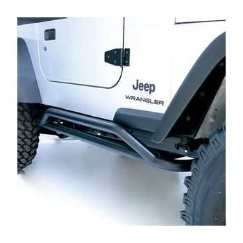 PROTECTION LATERALE ROCK CRAWLING WRANGLER YJ-TJ 87-06