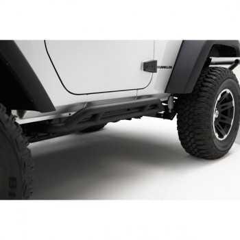 Protection latérale ROCK CRAWLING Jeep Wrangler JK 2007-2018 2 portes