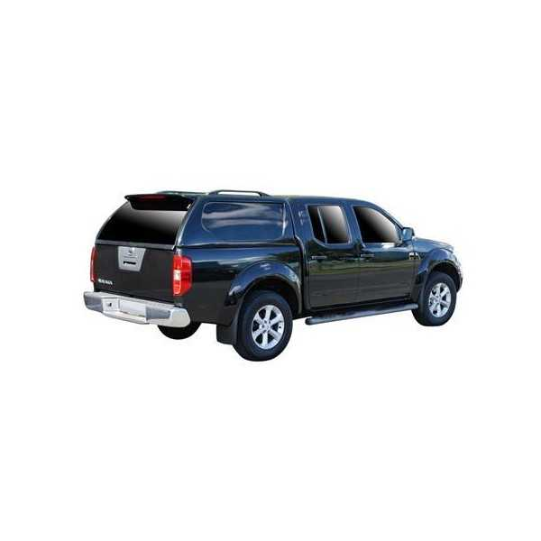 Hard top SLINE sans vitres laterales NAVARA D40 KING CAB