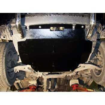 Blindage moteur acier Nissan Xtrail T30 06/2001-09/2007