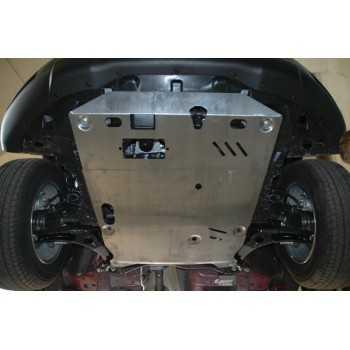 Blindage moteur aluminium 4 mm