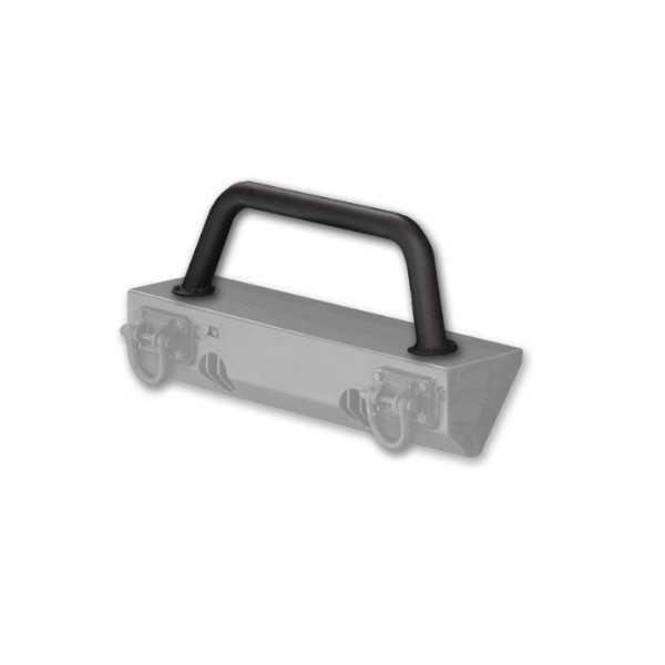 Tube central noir diam.60 mm Jeep Wrangler JK 07-18, TJ 97-06, YJ 87-95, CJ 76-86