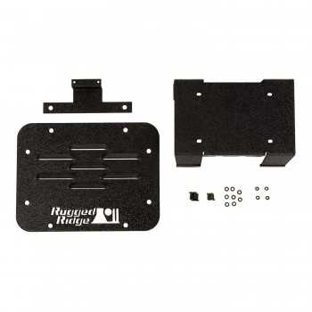 Plaque suppression support de roue de secours Wrangler JK 07-18