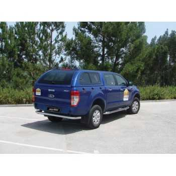Hard top star-lux a/vitres laterales Ford Ranger 2012+ 4 portes