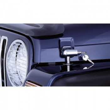 Antivol de capot Jeep Wrangler TJ 1997-2006