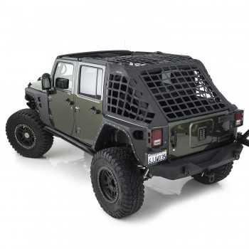 Filet de coffre Jeep Wrangler JK 2007-2018 4 portes