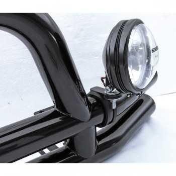 Support de phare sur tube diamètre 76 mm