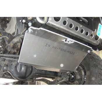 Blindage moteur aluminium TOYOTA LJ-KZJ 70-73