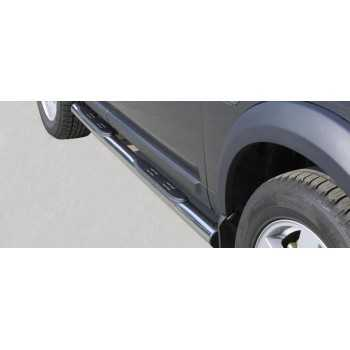 Marche pieds inox max 76 Land Rover Discovery 3 2005-2008