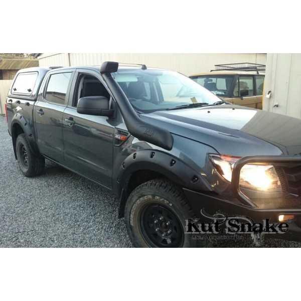 """Extensions d'ailes Ford Ranger PX """"Standard"""" - 55 mm large"""