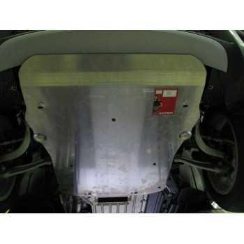 Blindage moteur aluminium BMW X5 03/2007+