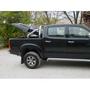 Couvre benne Toyota Hilux Vigo 2006-2015