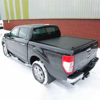 Roll top cover jack rabbit Isuzu D-Max 2012-2017 4 portes