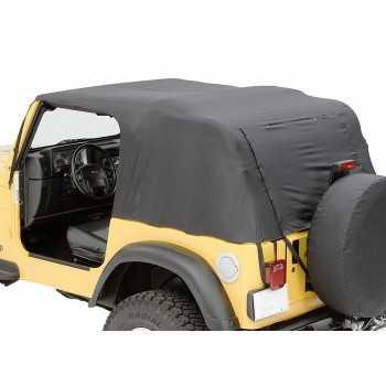 Bache pavements ends de secours Jeep CJ & Wrangler 76-91