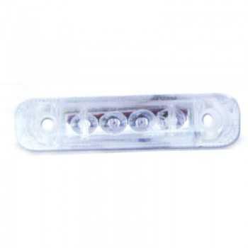 Feu de position arrière à LED rouges – 12V.