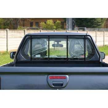 Grille de protection de vitre arriere Mitsibitshi L200 2006-2010