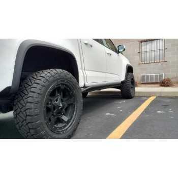 Jante aluminium KMC XD SERIES 8x17 Ford Ranger 2011-2018