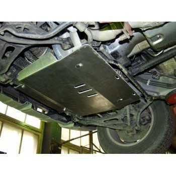Blindage moteur aluminium SUZUKI XL7 03/1998-2005