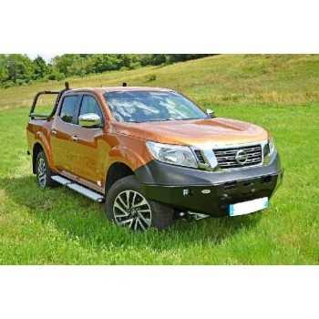 Pare choc ASFIR avec support de treuil Nissan Navara NP300 2016+