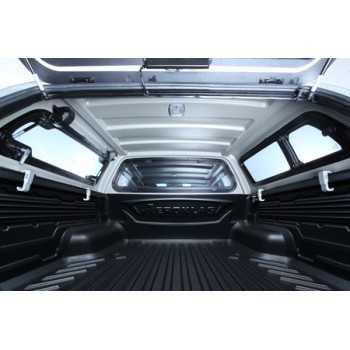 interieur du Hard top AEROKLAS D/C vitrés Ford/Mazda 2012+