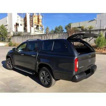 Hard top Star-lux a/vitres laterales Mercedes-x 2017+