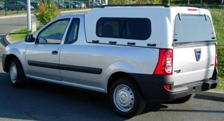 Hard top Dacia