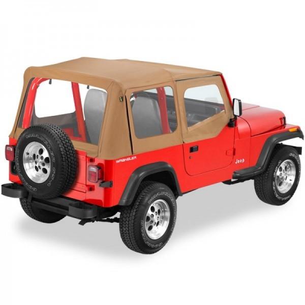 Jeep Wrangler CJ-YJ
